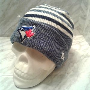 Toronto Blue Jays Cuffed Toque New Era hat beanie